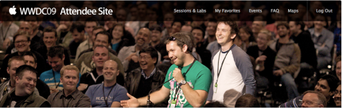 Stump The Experts audience at WWDC 2009